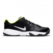 Tênis Nike Court Lite 2 Preto e Verde Claro