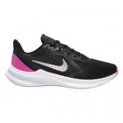 Tênis Nike Downshifter 10 Preto e Pink