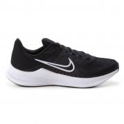 Tênis Nike Downshifter 11 Preto e Branco - Masculino