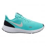 Tênis Nike Revolution 5 Verde e Preto