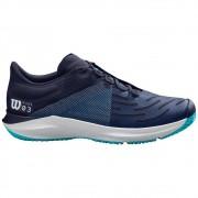 Tênis Wilson Kaos 3.0 Azul e Branco