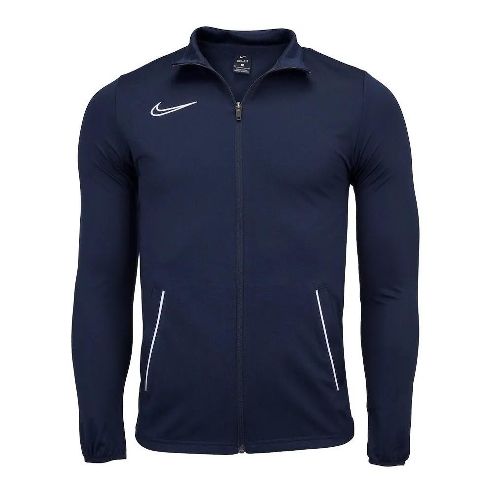 Agasalho Nike Dry Academy Track Suit 2021 Marinho e Branco
