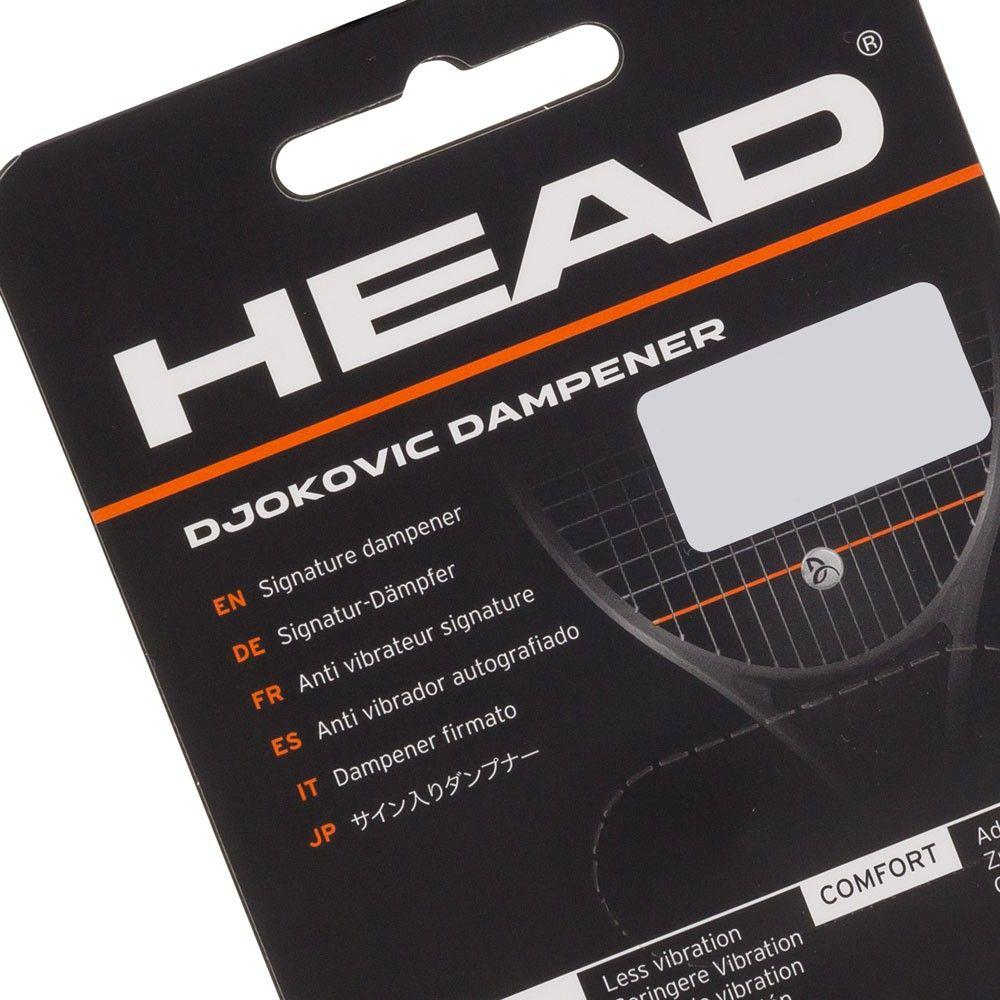 Antivibrador Head Djokovic Dampner Branco