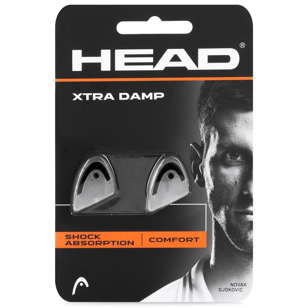 Antivibrador Head Xtra Damp Preto