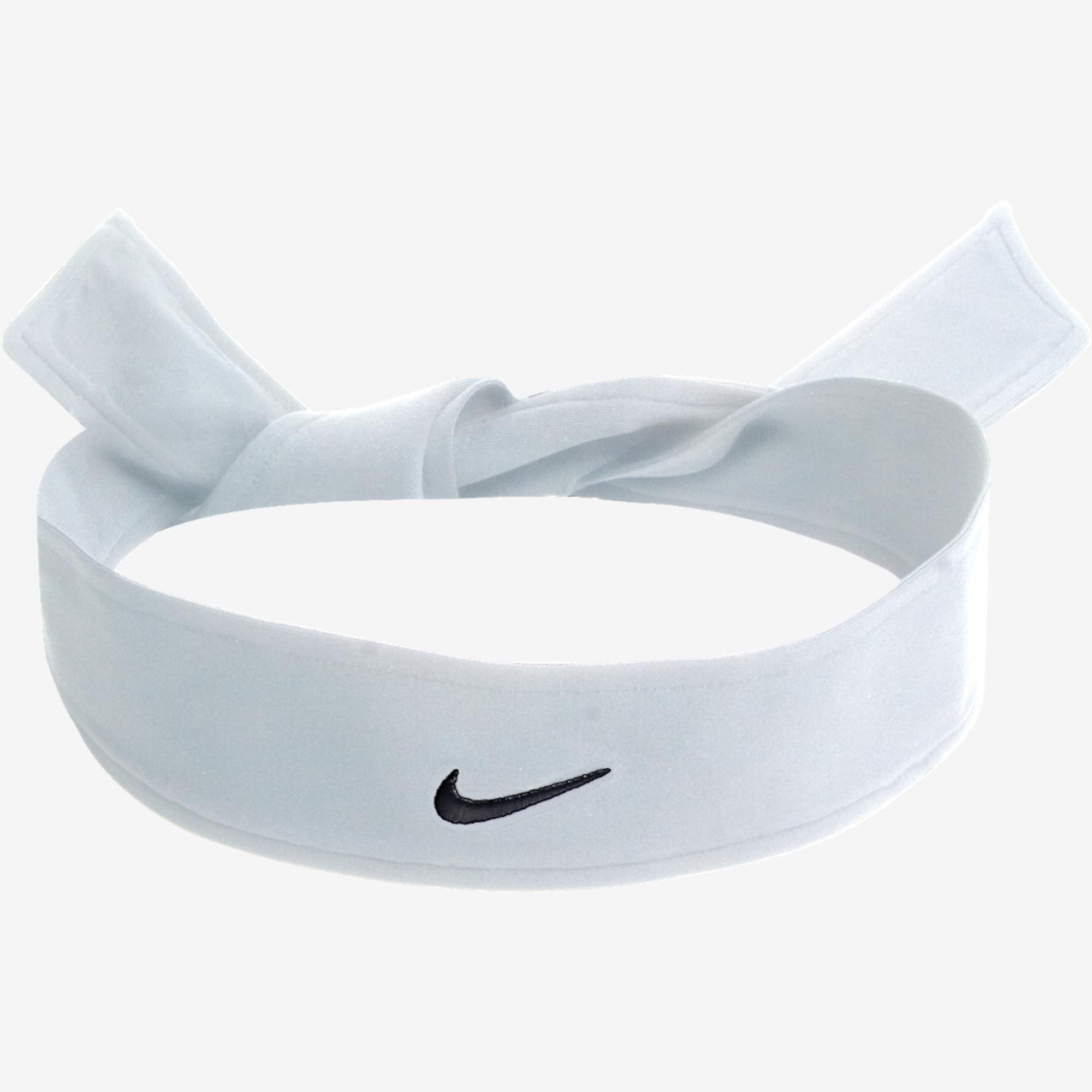 Bandana Nike Branca e Preta
