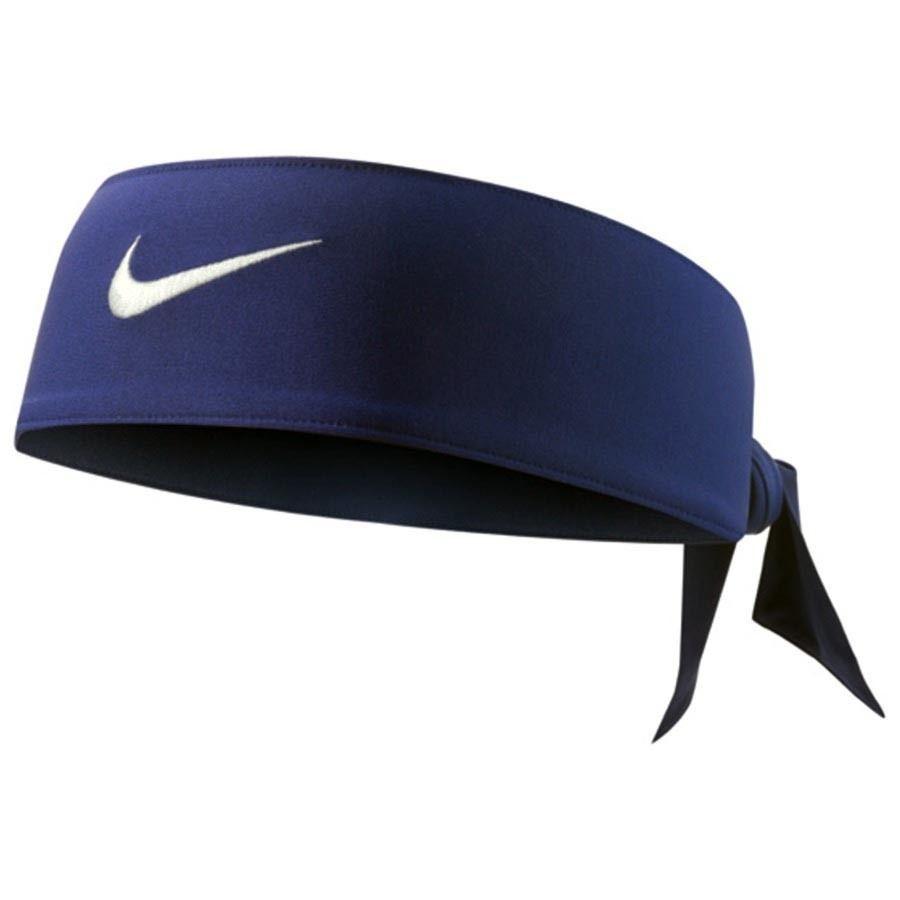 Bandana Nike Marinho e Branca