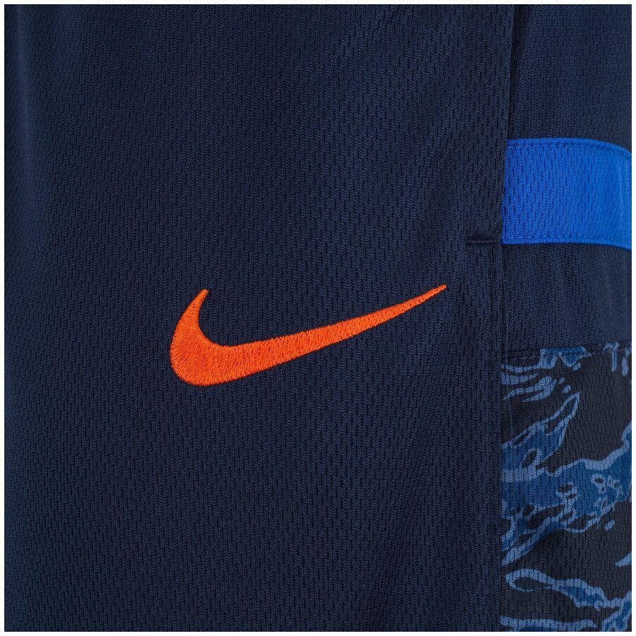 Bermuda Nike Dry Courtlines Print Marinho