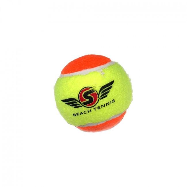 Bola de Beach Tennis Sexy Pack Com 03 Unidades