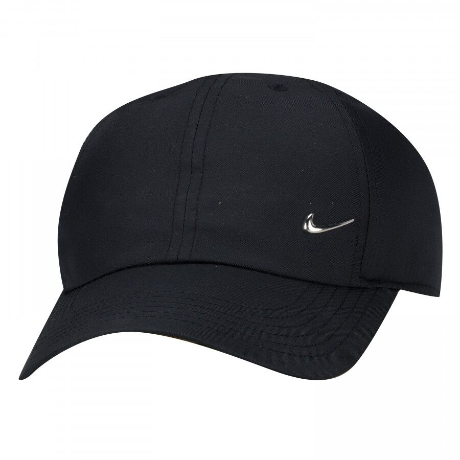 Boné Nike H86 Metal Swoosh Preto