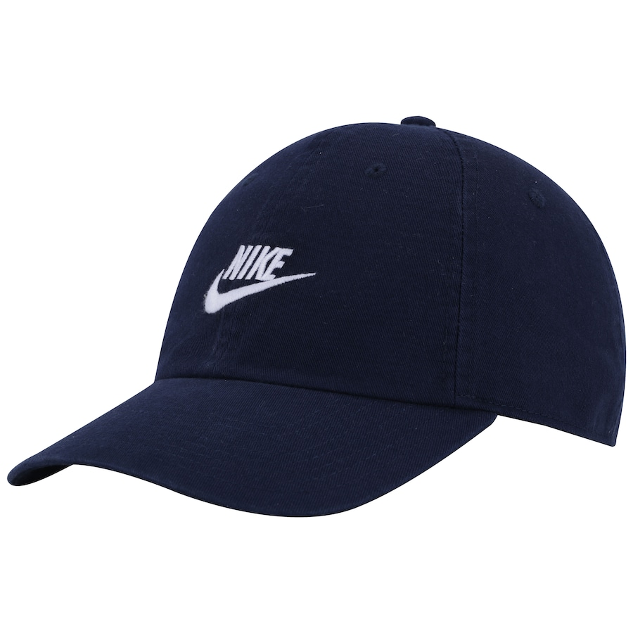 Boné Nike NSW H86 Futura Washed Marinho