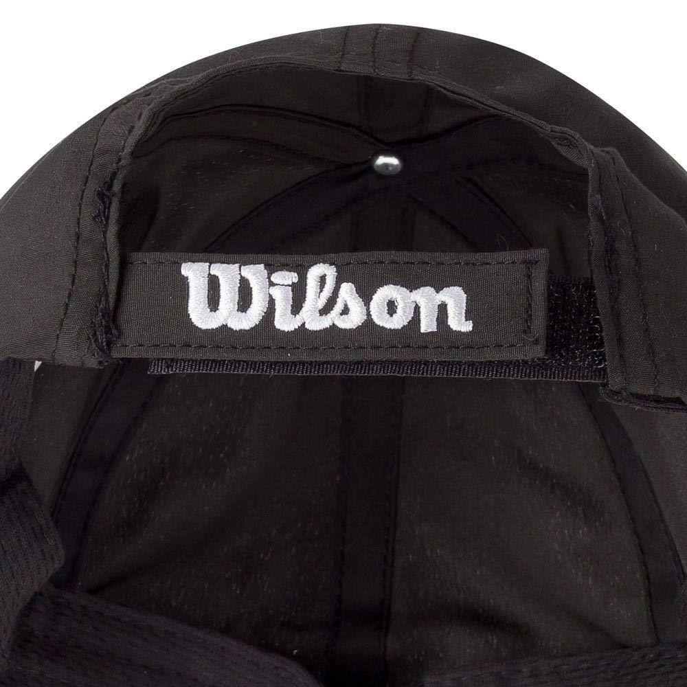 Boné Wilson Basic Logo W Preto