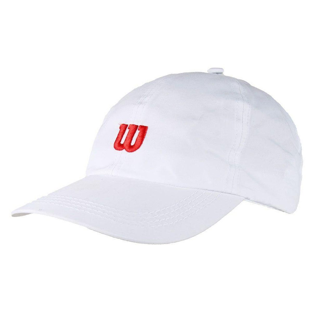 Boné Wilson Logo W Branco