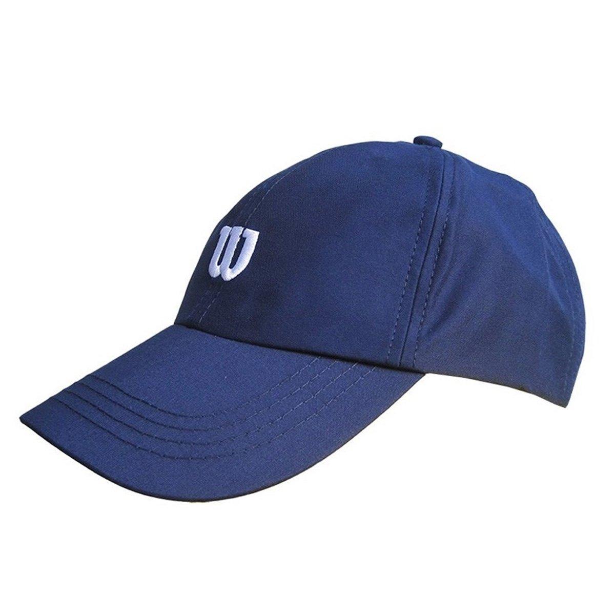 Boné Wilson Logo W Marinho