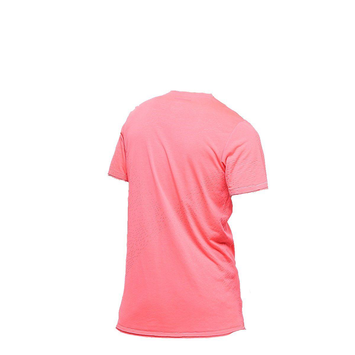 Camiseta Adidas Supernova Alive Coral