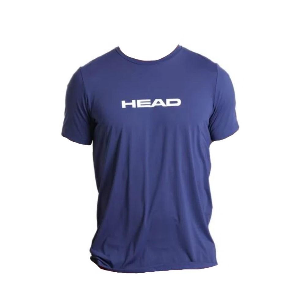Camiseta Head Básica Marinho - Masculino
