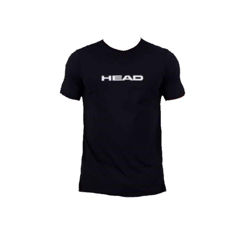 Camiseta Head Básica Preto - Masculino
