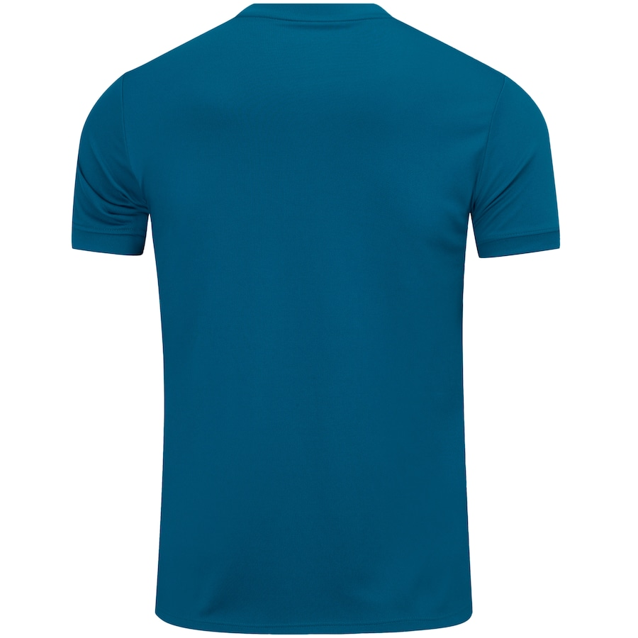 Camiseta Nike Court Dri-Fit Azul e Branca