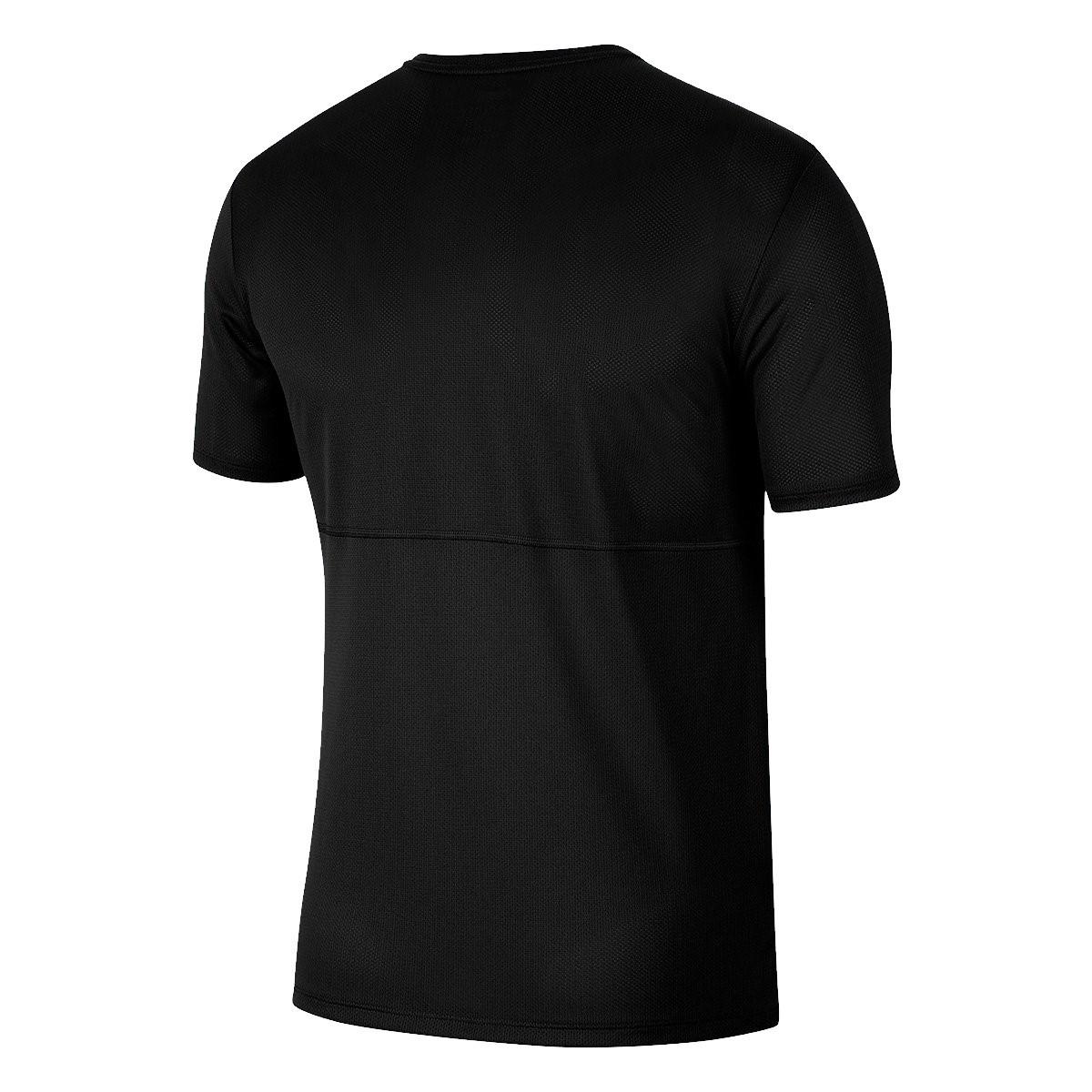 Camiseta Nike Dri Fit Breathe Run Top SS Preto - Masculino