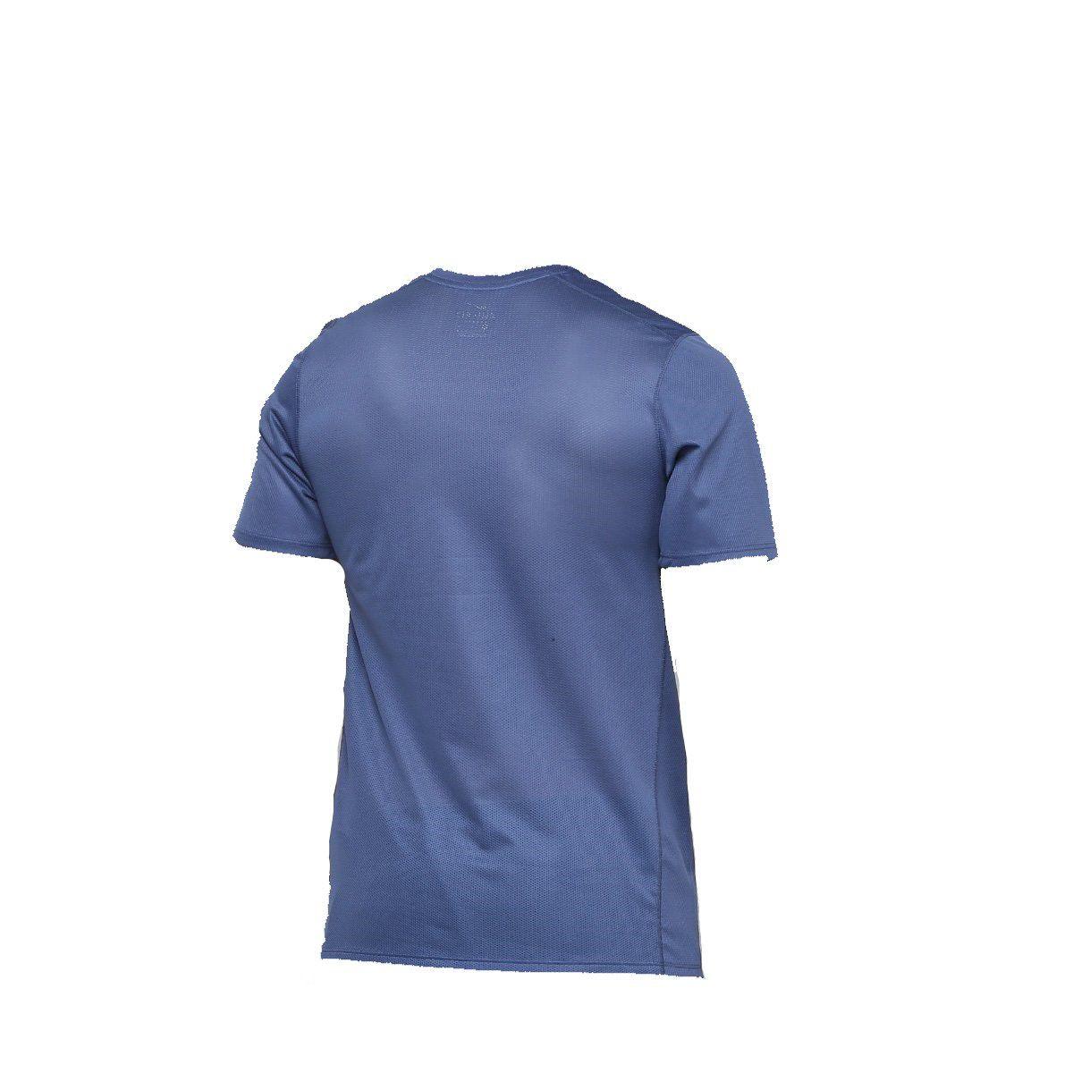 Camiseta Nike Dri Fit SS Fiesta FL Azul