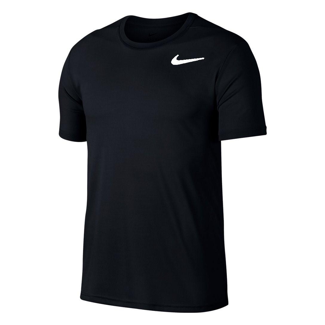 Camiseta Nike Dry-Fit Superset Top Preto e Branco - Masculino