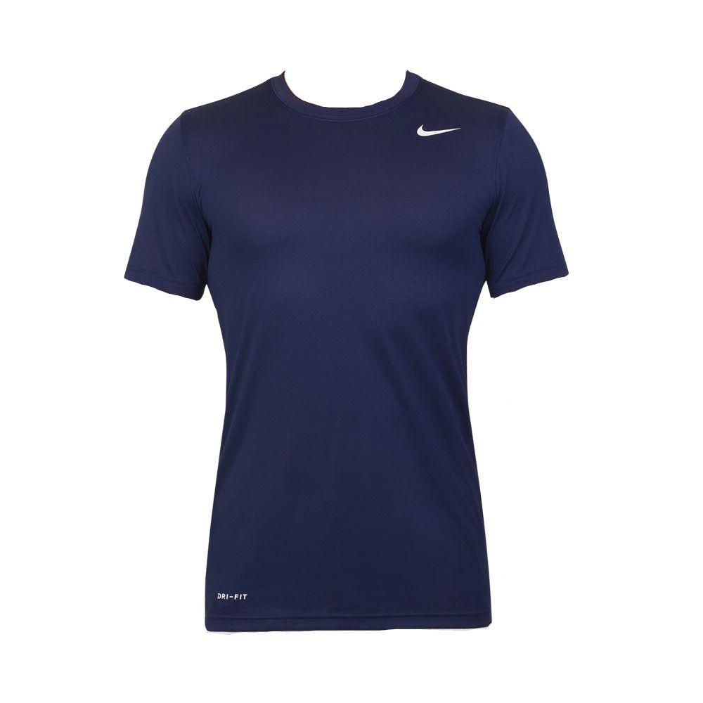 Camiseta Nike Dry Tee LGD 2.0 Marinho