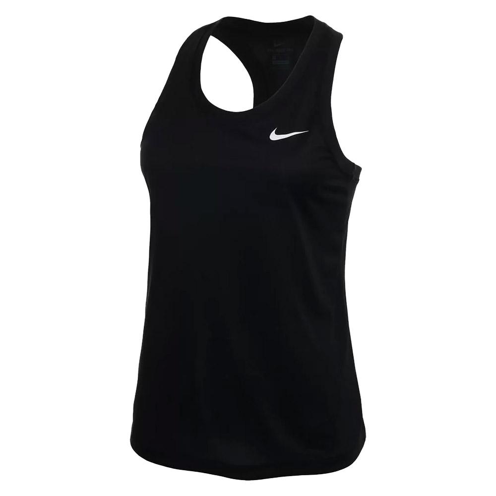 Camiseta Nike Regata Dri Fit Leg Raceback Feminina