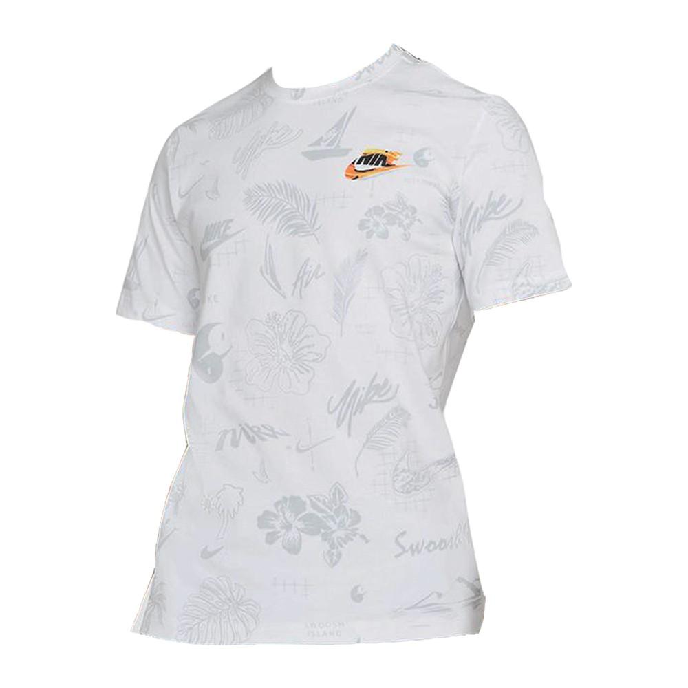 Camiseta Nike Sportwear Spring Break Branca - Masculino