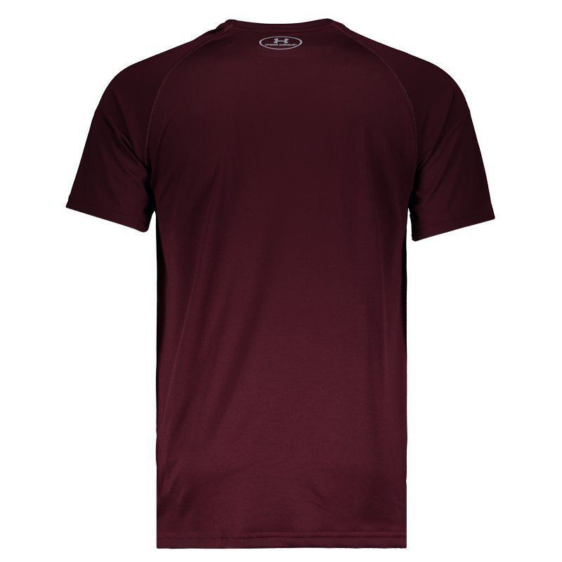 Camiseta Under Armour Big Logo Vinho