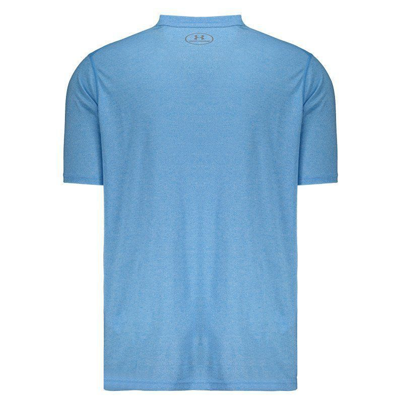 Camiseta Under Armour Threadborne Azul Celeste