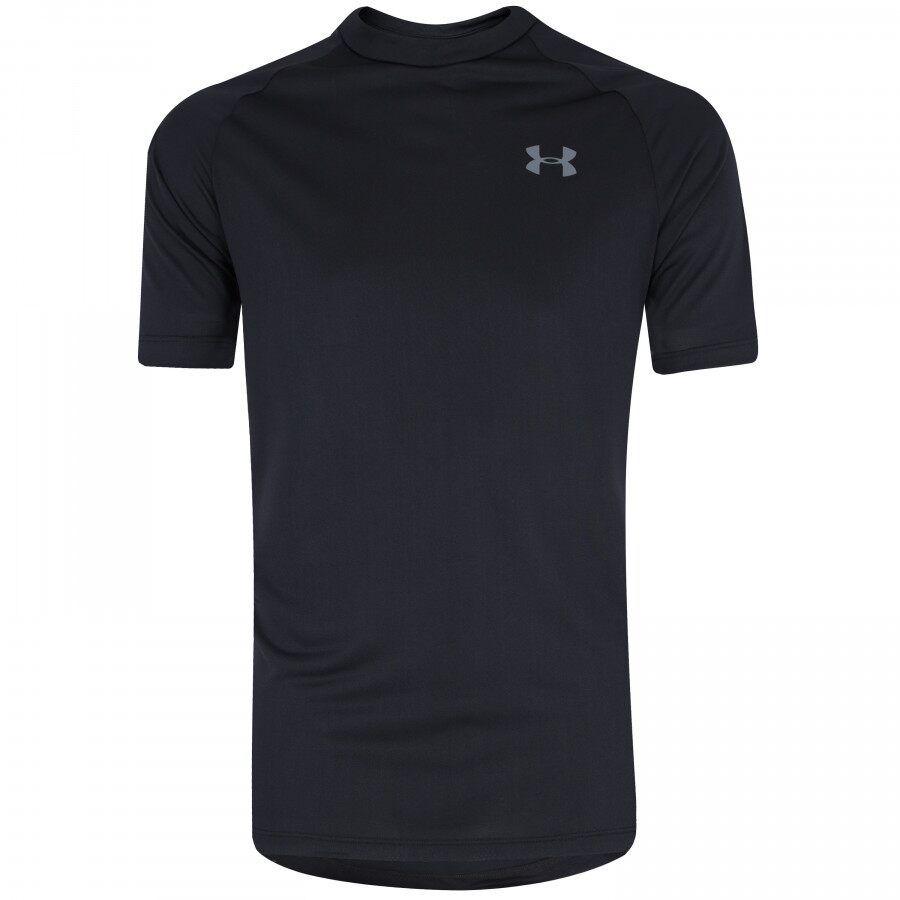 Camiseta Under Armour UA Tech SS Preto