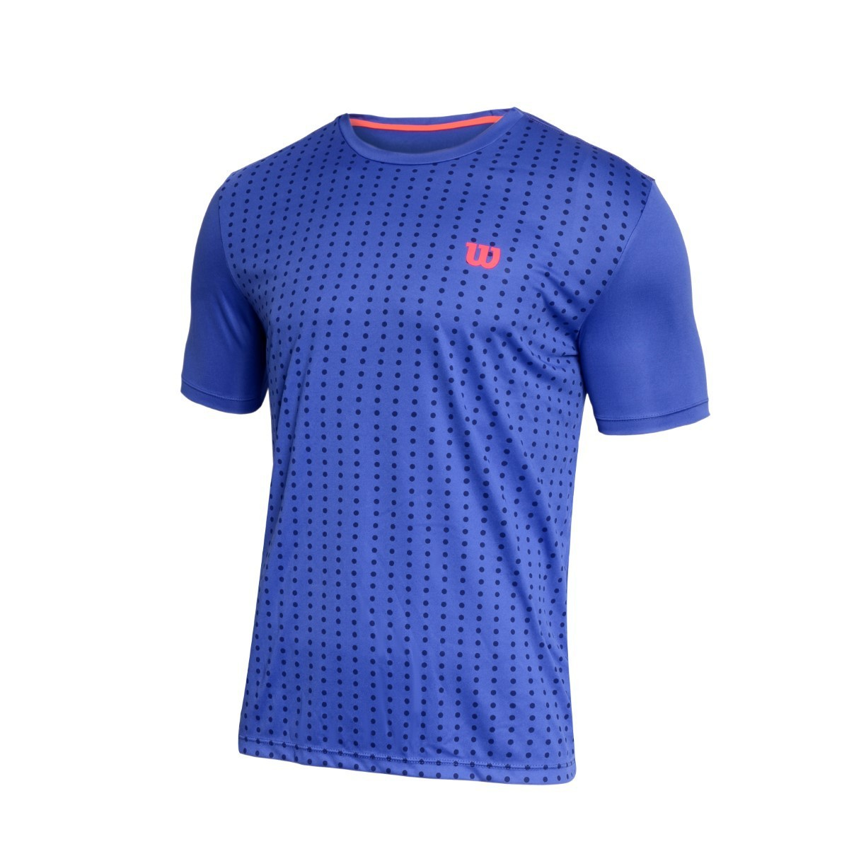 Camiseta Wilson Rush Azul Royal