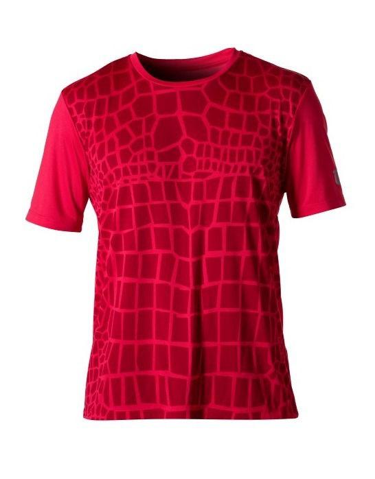 Camiseta Wilson Skin Vermelha