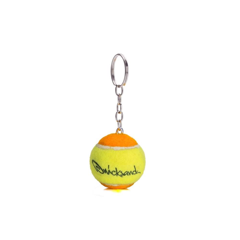Chaveiro Quicksand Bolinha de Beach Tennis