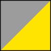 Cinza e Amarela