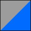 Cinza e Azul
