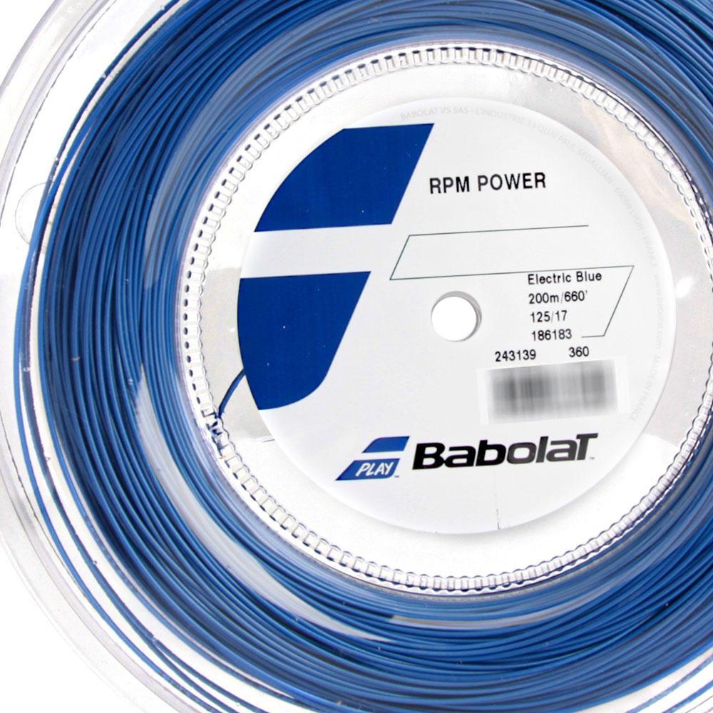 Corda Babolat RPM Power Rolo Com 200 Metros