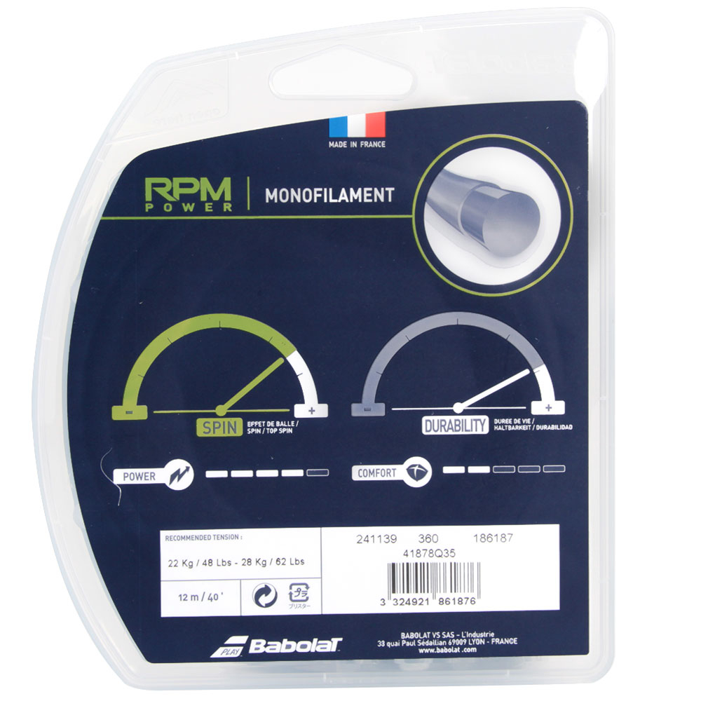 Corda Babolat RPM Power Set Individual