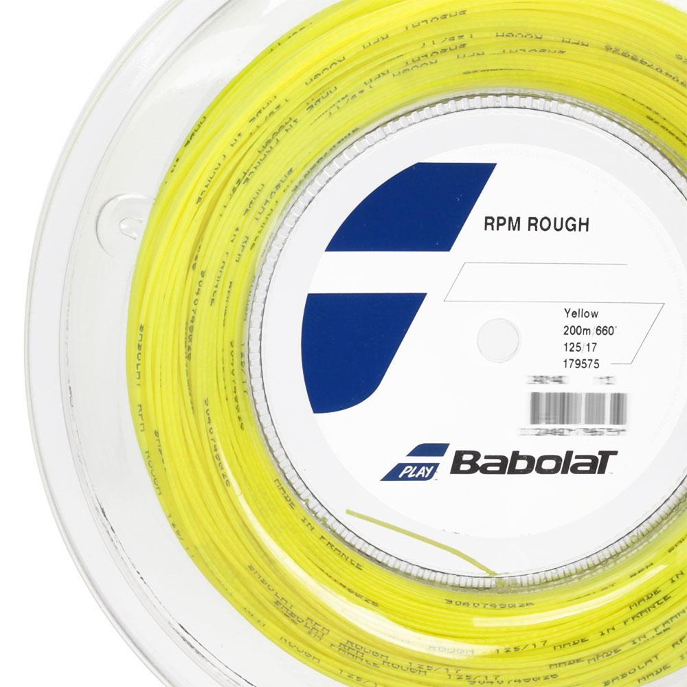 Corda Babolat RPM Rough Rolo Com 200 Metros