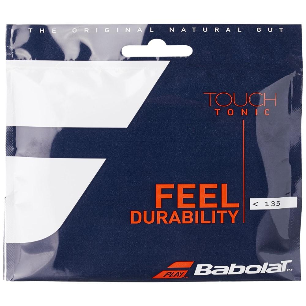 Corda Babolat Touch Tonic 16L 1.30mm Set Individual Natural