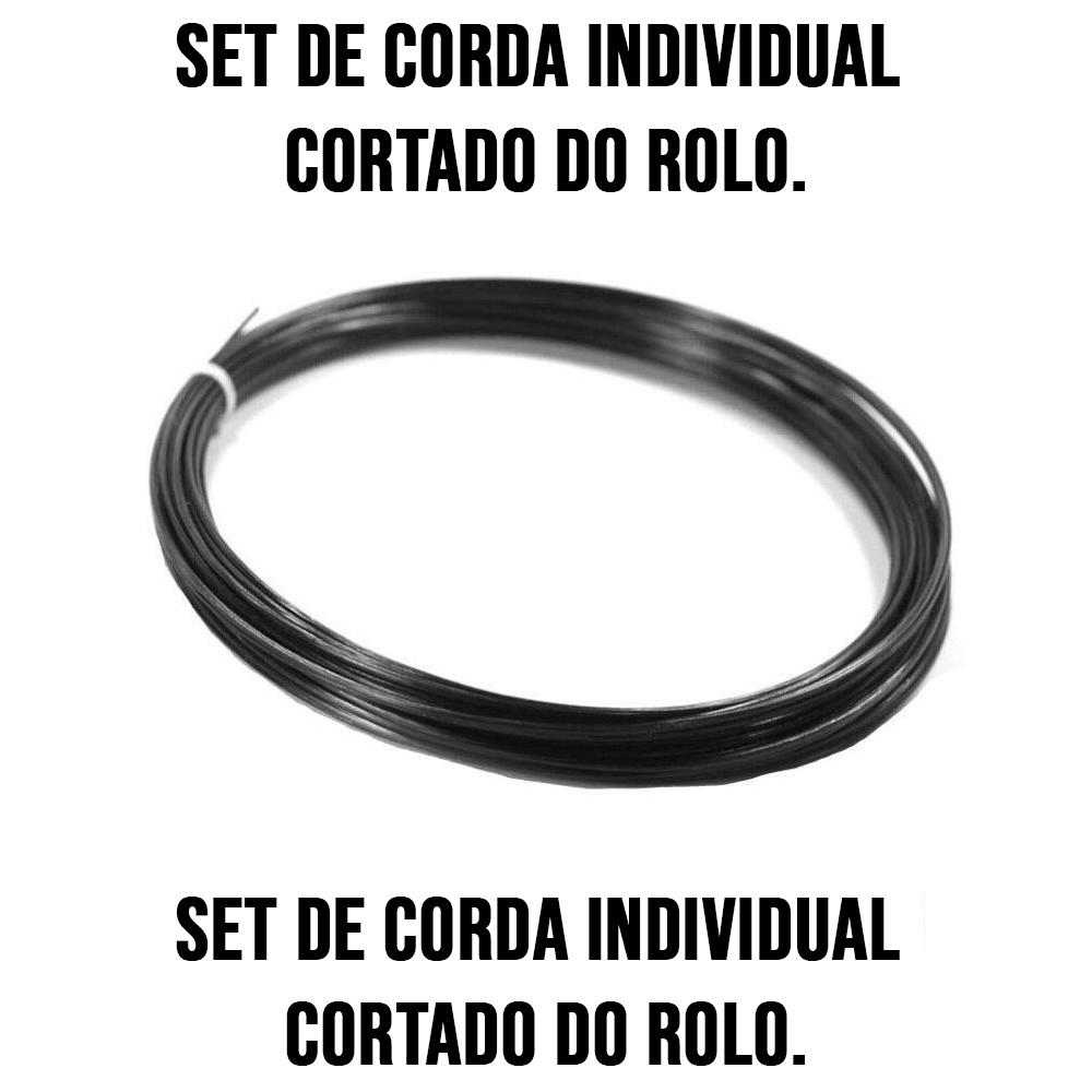 Corda Gioco Nero 5 Set Individual