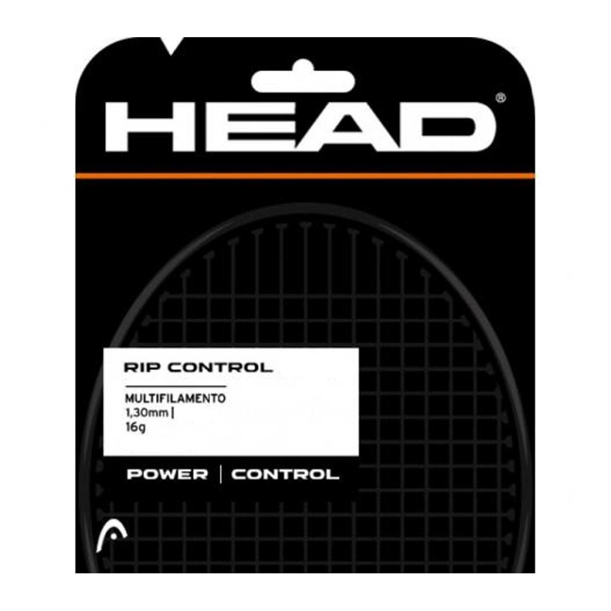 Corda Head Rip Control 16L 1.30mm Natural - Set Individual