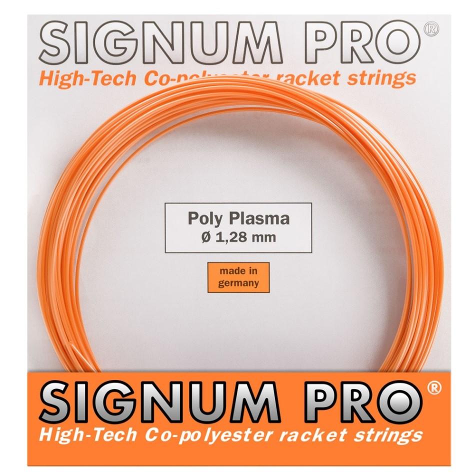 Corda Signum Pro Poly Plasma 1.28 Laranja - Set Individual