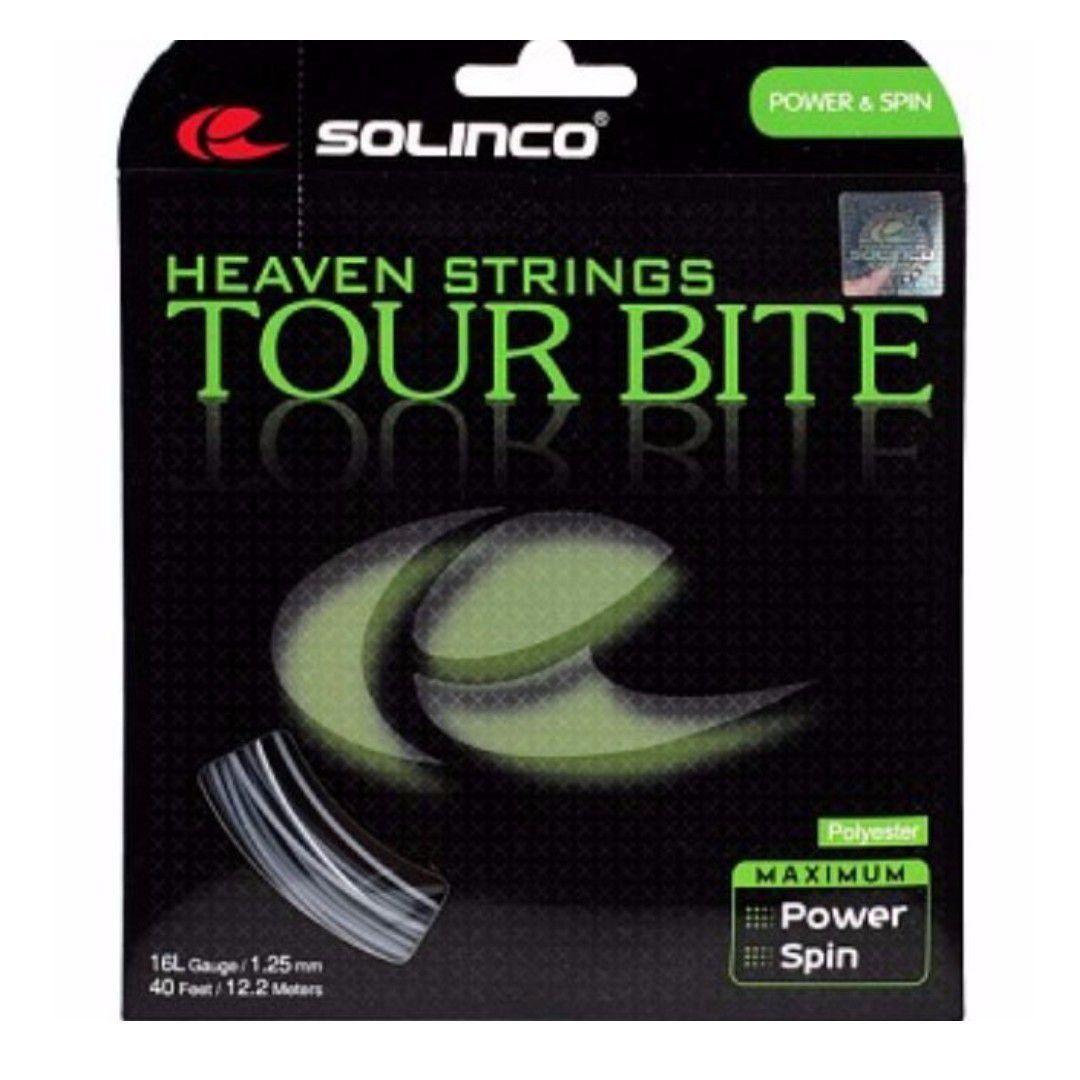 Corda Solinco Tour Bite 1.25mm Set Individual