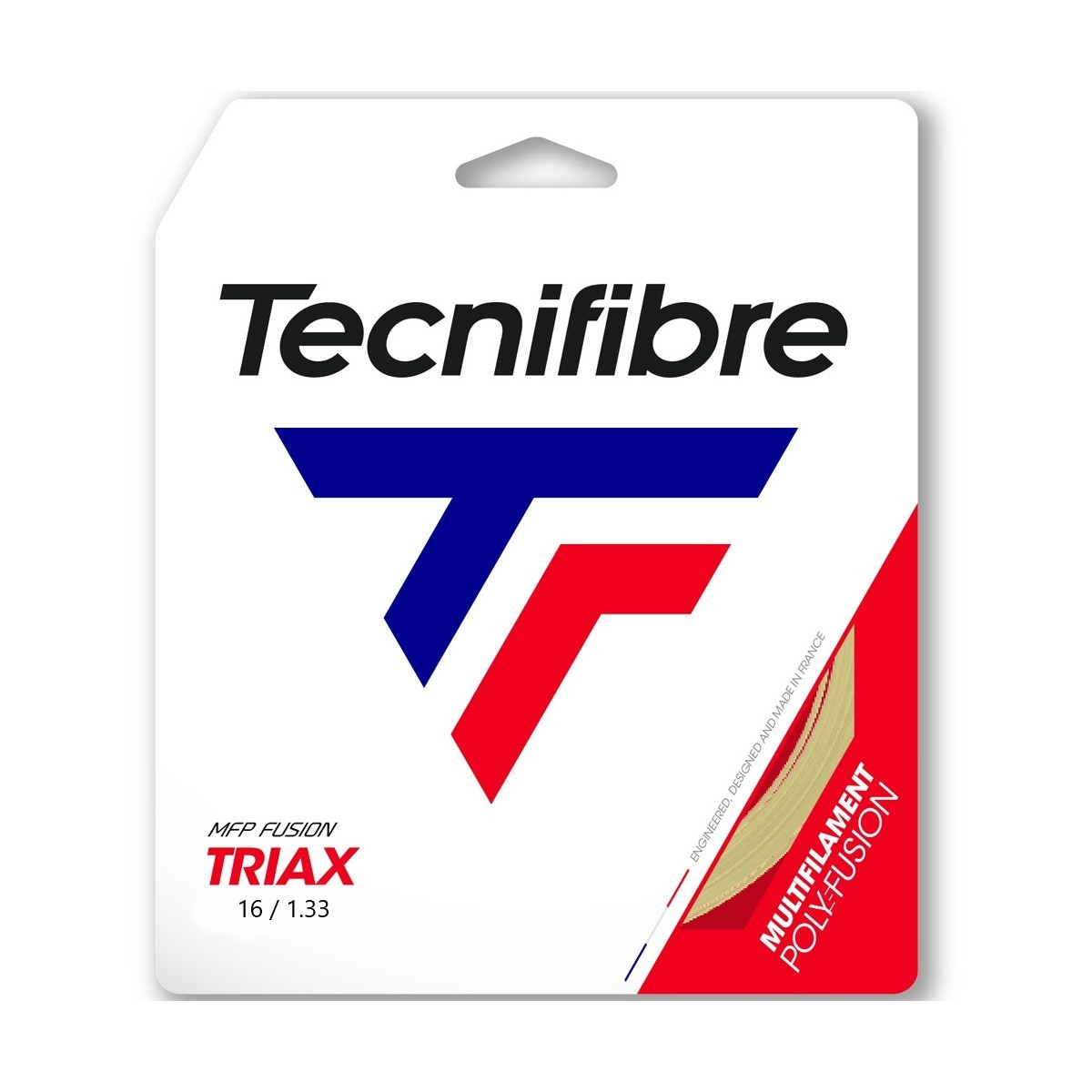 Corda Tecnifibre Triax 1.33mm - Set Individual