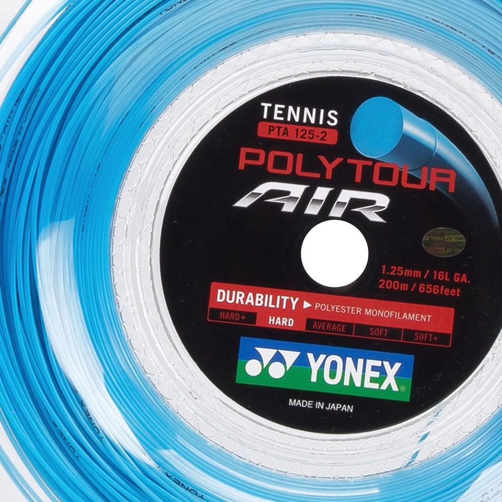 Corda Yonex Poly Tour Air Rolo Com 200 Metros