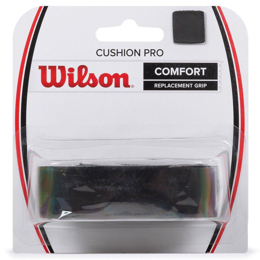 Cushion Grip Wilson Pro Preto