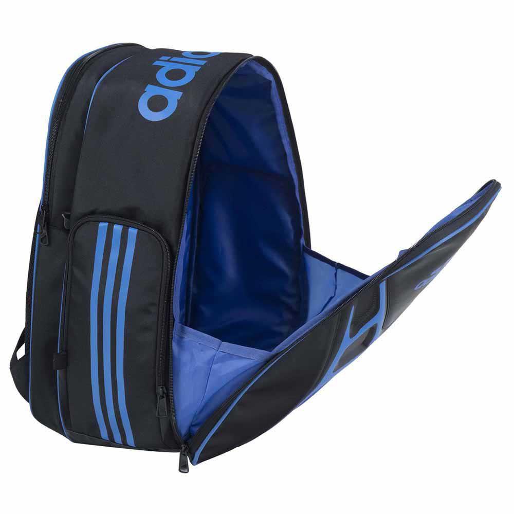 Mochila Adidas Adipower 1.9 Preta e Azul