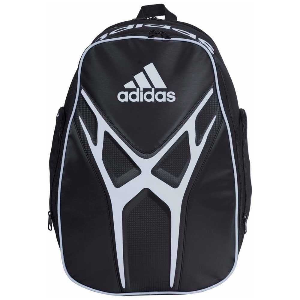 Mochila Adidas Adipower 1.9 Preta e Prata
