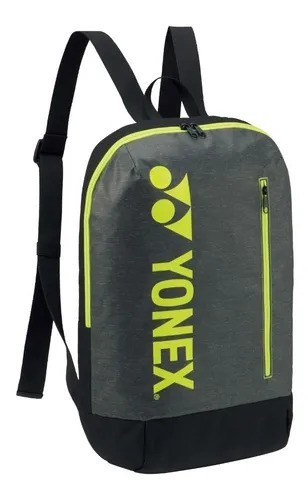 Mochila Yonex Team Mini 2021 - Preta e Amarela
