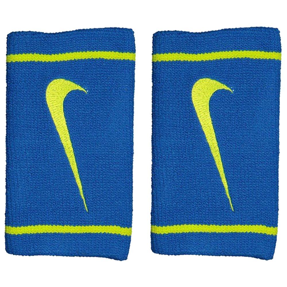 Munhequeira Nike Dri-Fit Doublewide 2.0 Com 02 Unidades